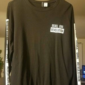 H&M Long Sleeved Shirt LIKE NEW!